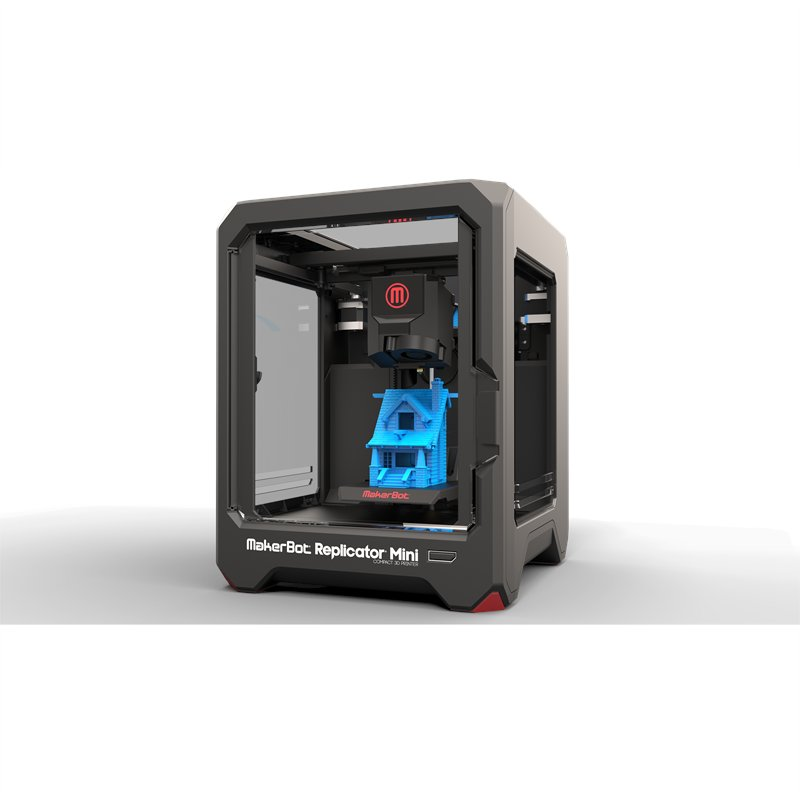 $1,600 CAD Makerbot Replicator Mini 3D Printer