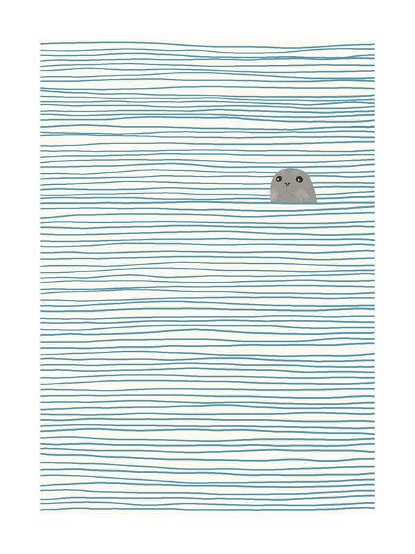 $20+  Seal Print, Jorey Hurley