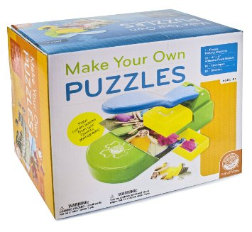 $34.95  Make Your Own Puzzles by MindWare