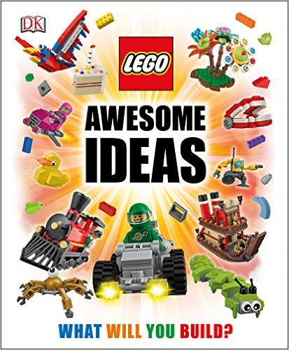 $25  LEGO: Awesome Ideas by Daniel Lipkowitz