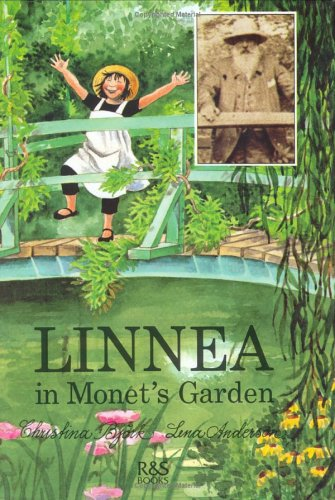 $18.19  Linnea in Monets Garden by Christina Bjork & Lena Anderson
