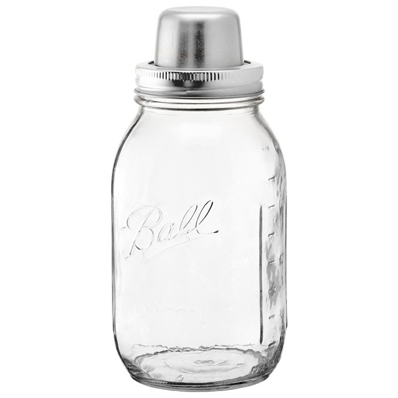 $29.50 - Mason Jar Cocktail Shaker