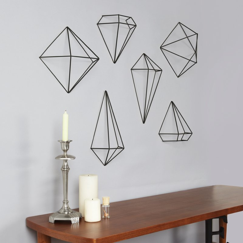$35  Umbra Prisma Wall Decor