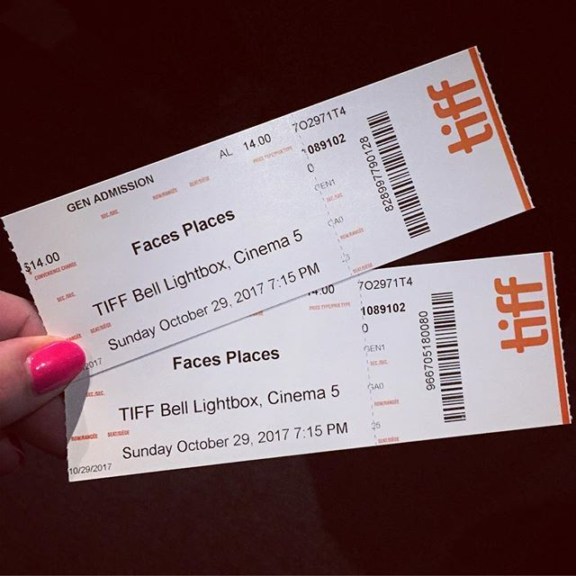 Time for Faces Places @tiff_net 🙌🏽 @jr . . . . #streetart #jr #film #artfilm #movies #publicart #documentary