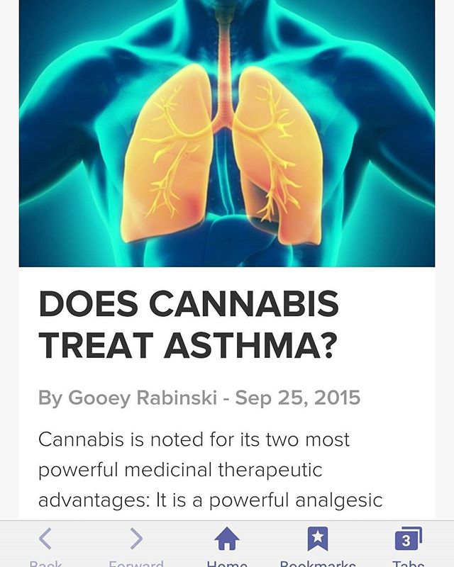 https://www.whaxy.com/learn/does-cannabis-treat-asthma  Good info on the treatment of #asthma with #cannabis.  The #bubbler attachment produces a cool and moist #vape that is much easier for asthma patients.