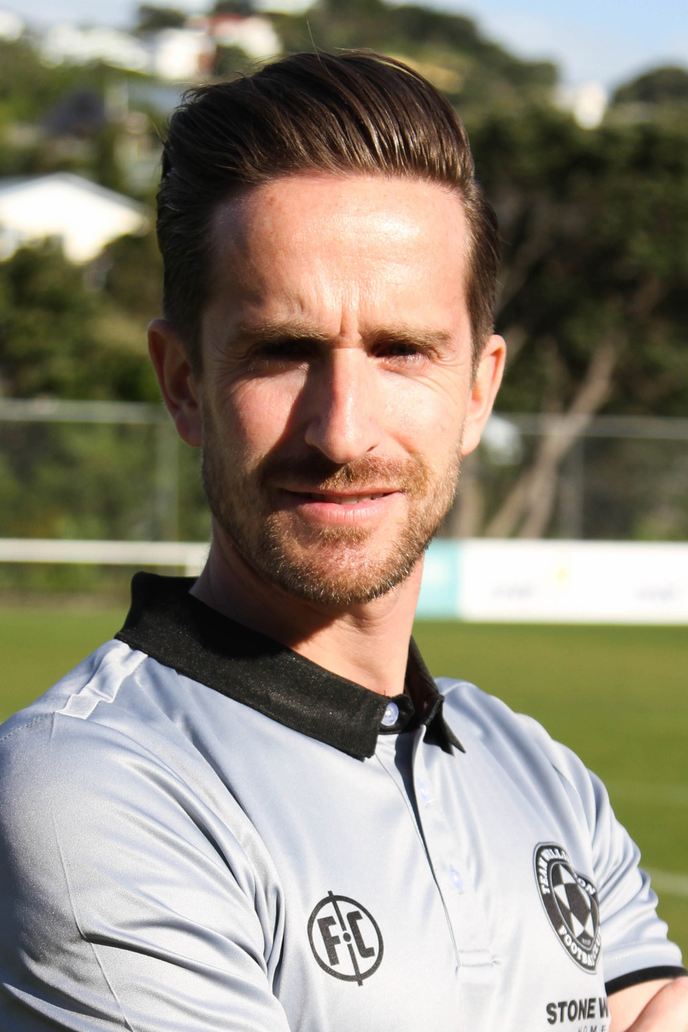 José Figueira - Head Coach of Team Wellington for the 2016/17 and 2017/18 Premiership season