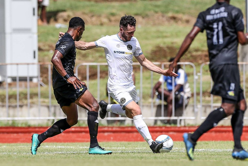 OFC Champions League 2019, Group C, Team Wellington vs Ba FC