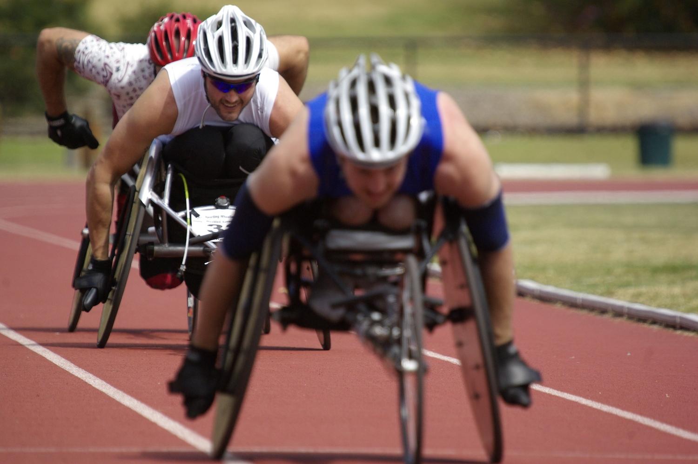 Athletics Disability Sports Australia Basic Rules For Relay Race