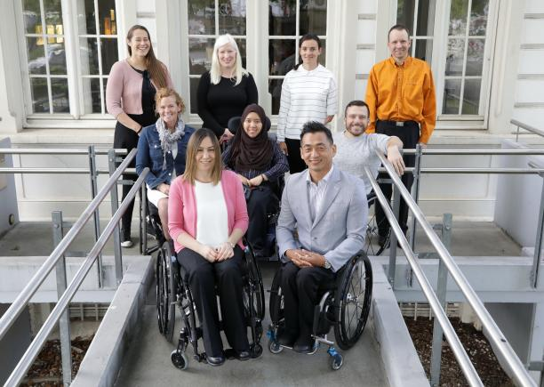 The IPC Athletes' Council in Bonn (Photo credit to the IPC)