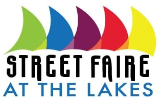 Street Faire at the Lakes