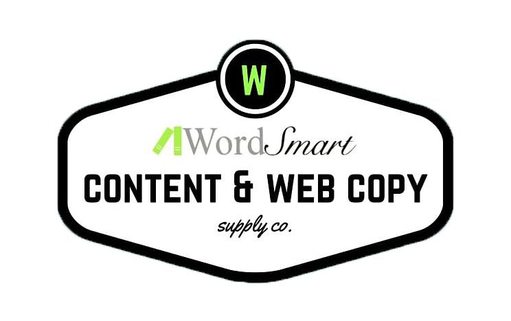 WordSmart: copywriter, content marketer, web marketer, editing