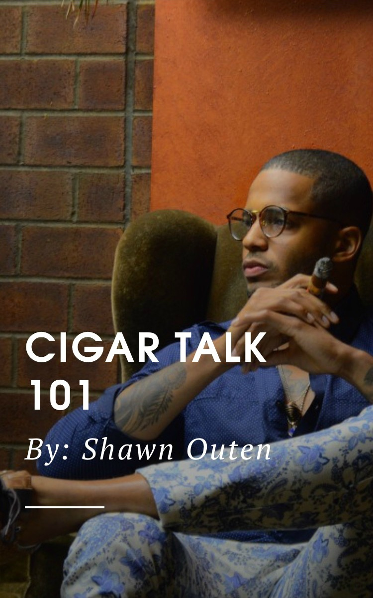 Shawn Outen Creative Recreation Cigar Talk