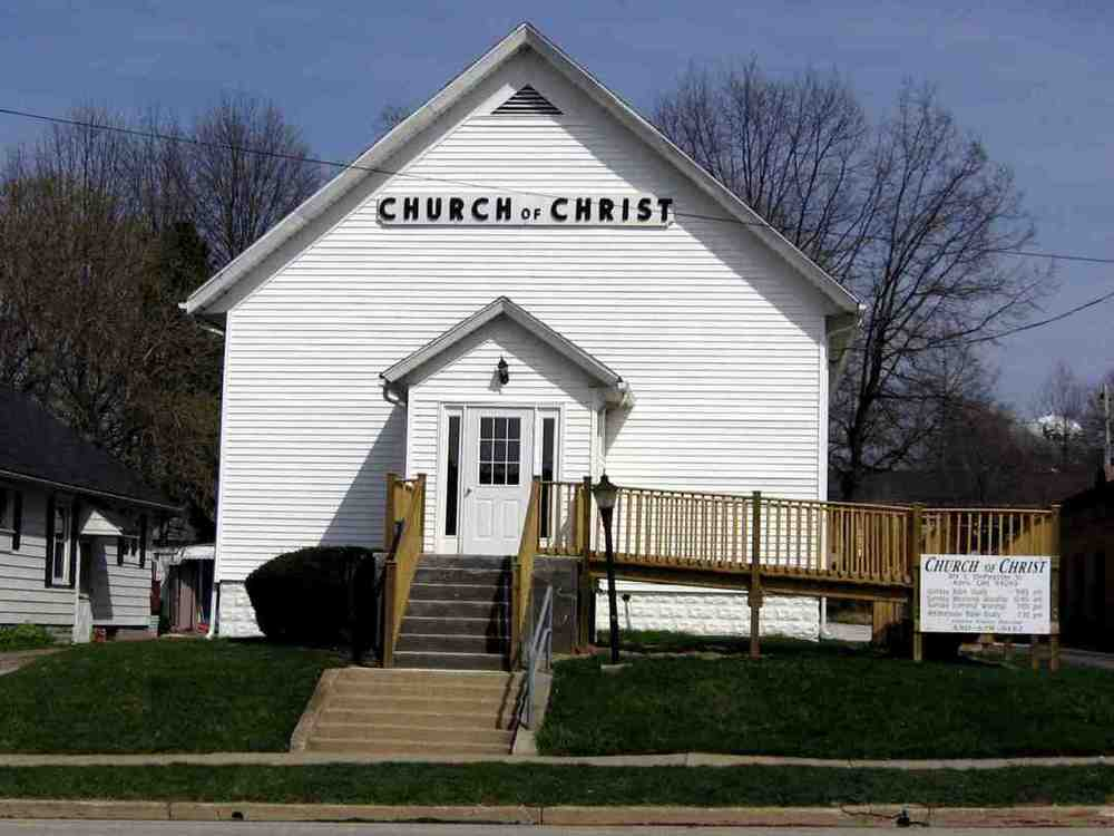 Kent church of Christ