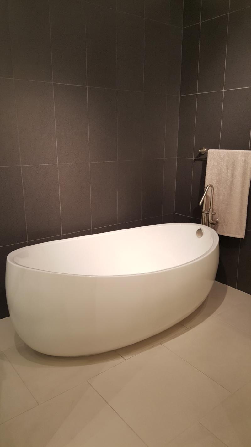Modern Standard - Kohler Freestanding Soak Tub