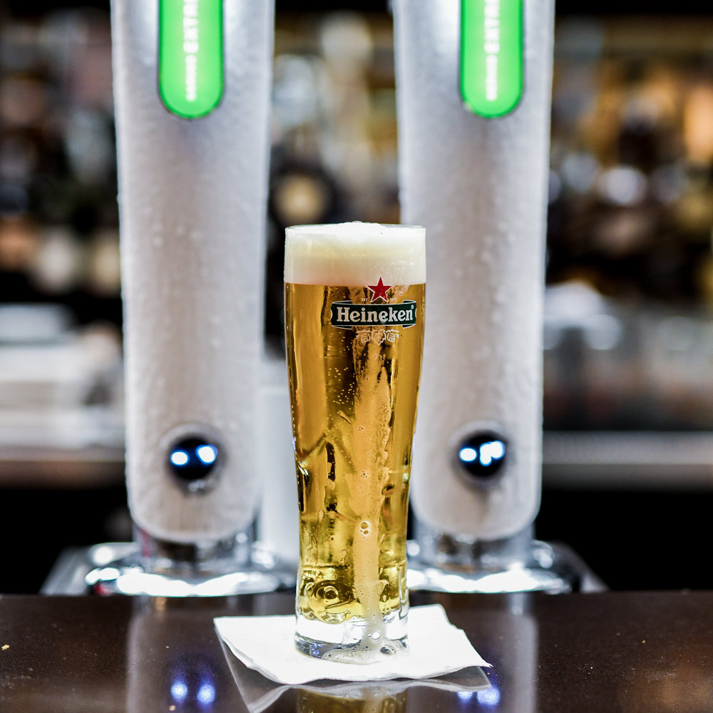 Portfolio Beer Ambassador– Heineken Canada - Location: Calgary, AB