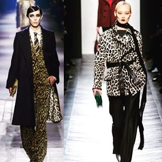 Was that a chill in the air this morning? Love that #Sweaterweather is finally here! #Fall2016 #animalprint #driesvannoten #thelaconsultinggroup #whattowearnow