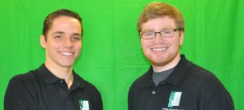 Co-founders Josef Allen & Justin Peavey
