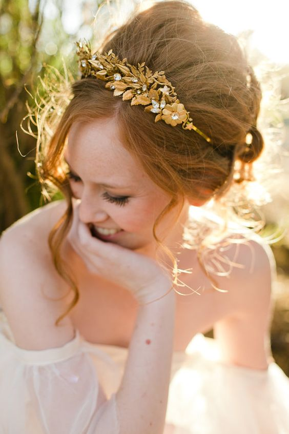 Bridal hair accesory 2016