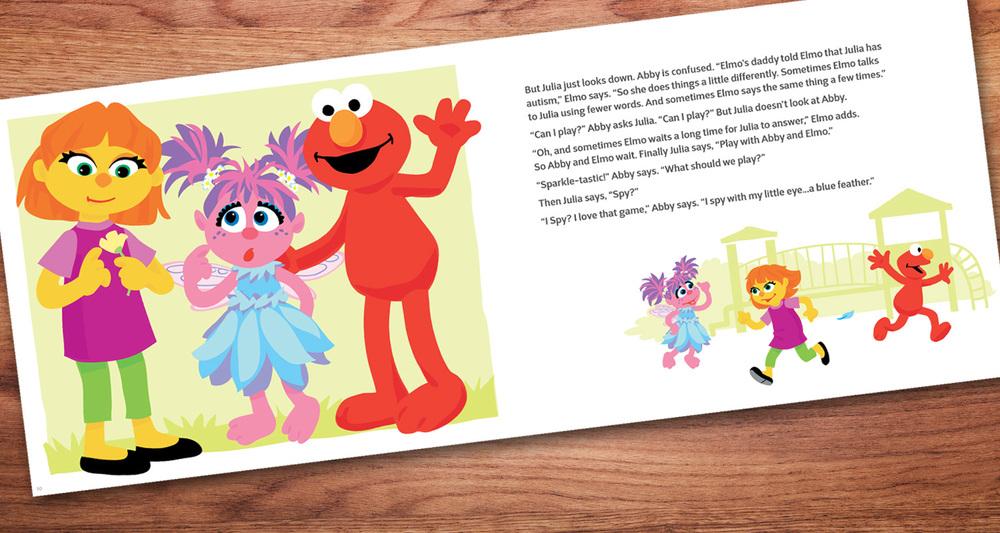Children's Storybook (interior)