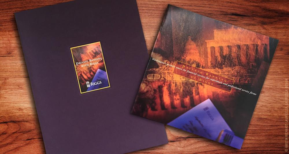 Portfolio Folder and Brochure