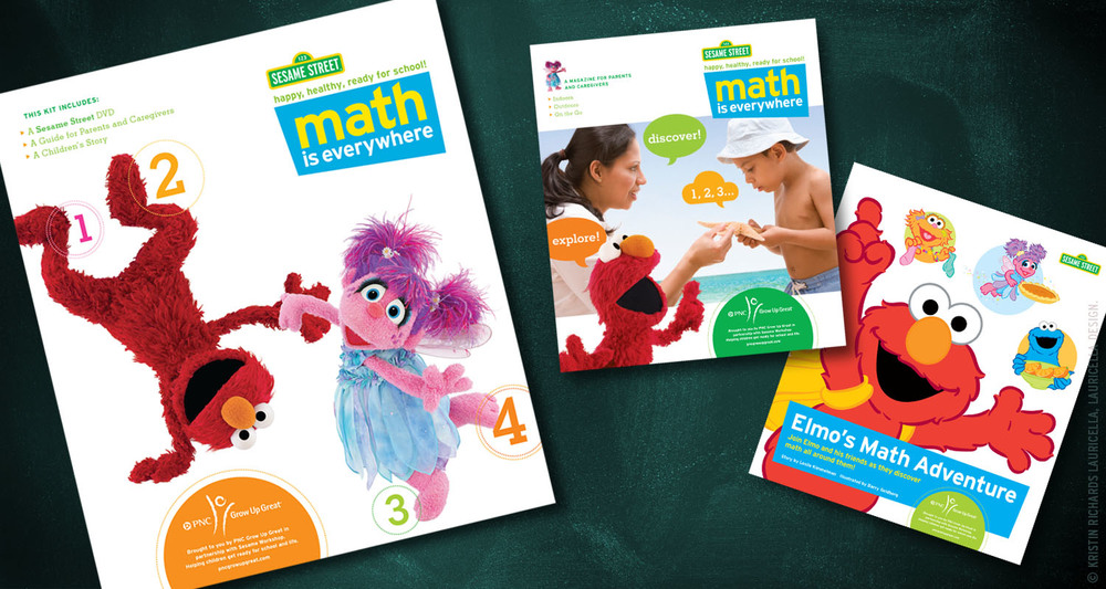 Math is Everywhere Kit