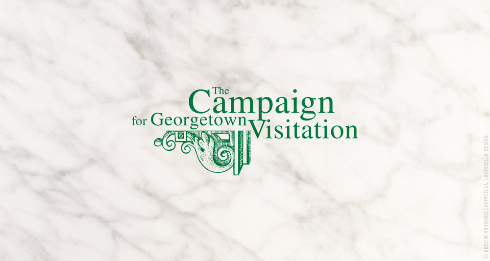 Identity for Independent School's Capital Campaign  (Washington, DC)