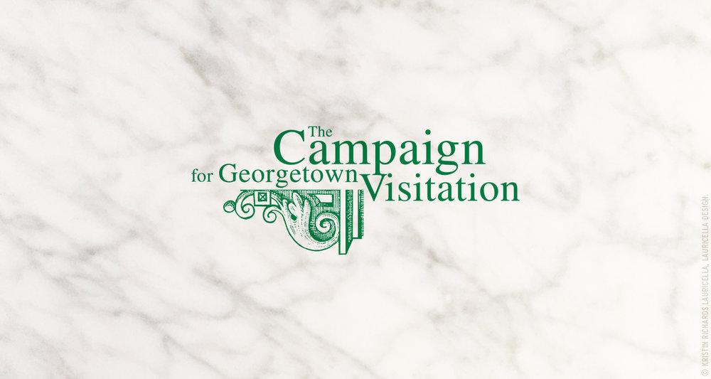 Identity for Private School Capital Campaign  (Washington, DC)