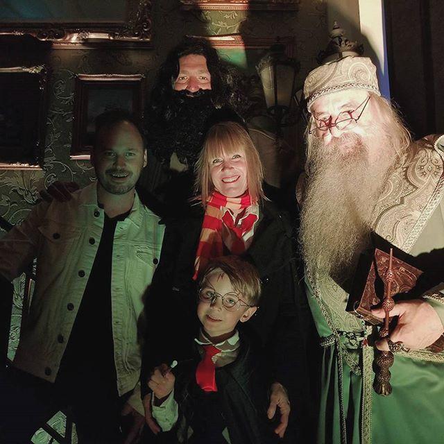 Merci aux merveilleuses familles de sorciers qui se joignent à nous - Dumbledore ✨