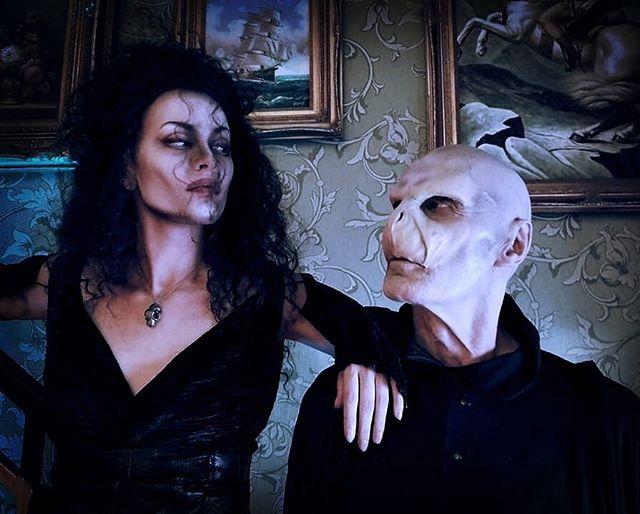 """Notre Brunch des sorciers, édition Halloween, est officiellement commencé! Ce weekend et le prochain, nombreux sont les sorciers qui viendront défier """"Vous-Savez-Qui"""" et ses acolytes! 💀🐍 Serez-vous parmi nous... ou l'avez-vous déjà été? Partagez la magie avec le mot-clic #sorciersMTL⚡"""