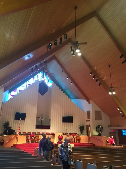 Pinecroft Baptist Church, Shreveport, Louisiana