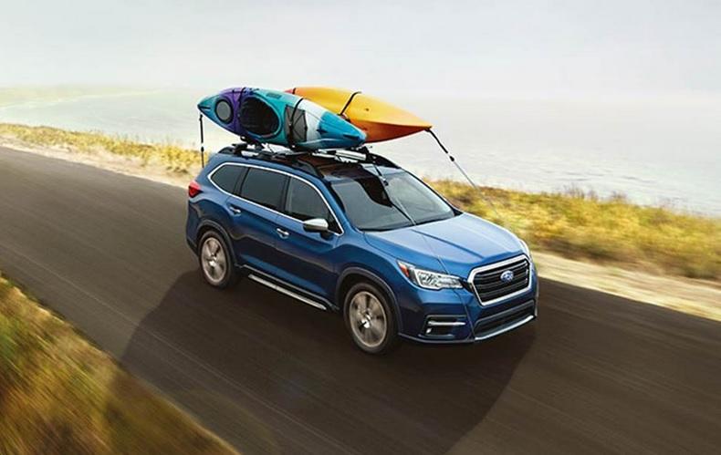 2019 Subaru Ascent Product Development