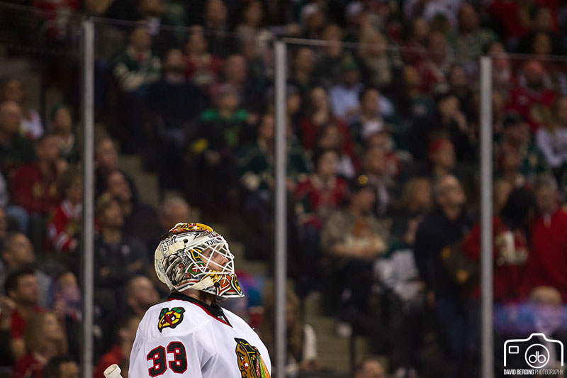 Scott Darling, he has a pretty incredible story about his NHL journey