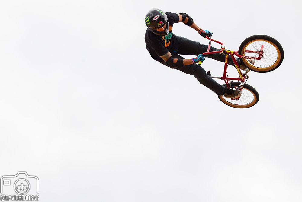 Jamie Bestwick, from a practice round