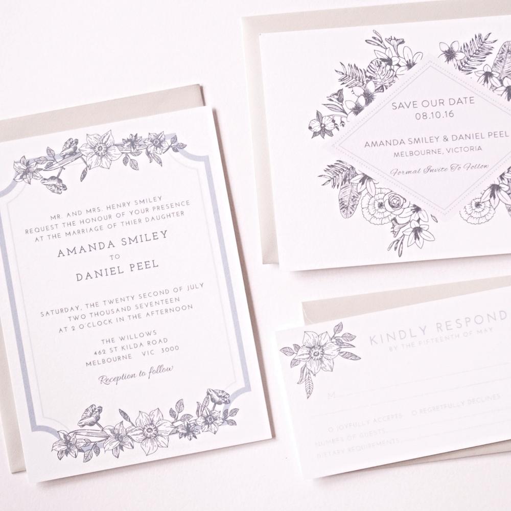 Amanda Wedding Suite