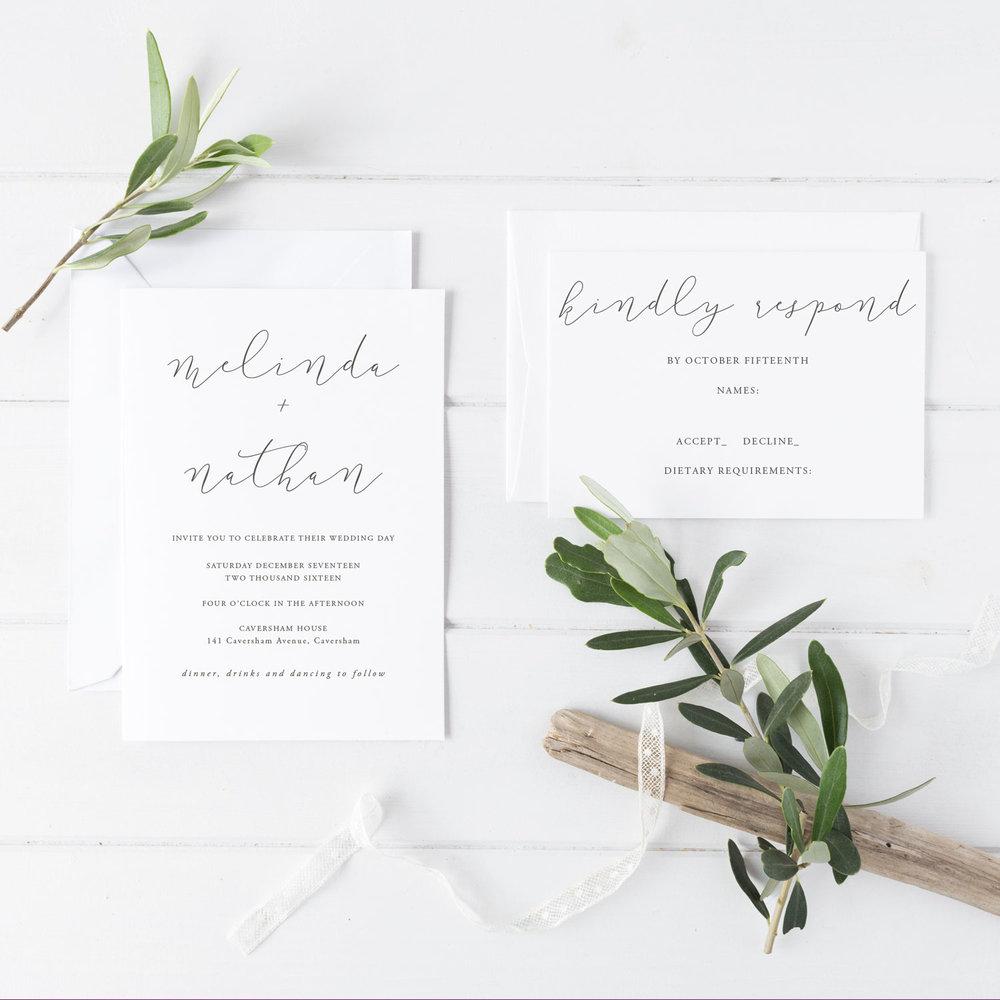 Melinda Wedding Suite