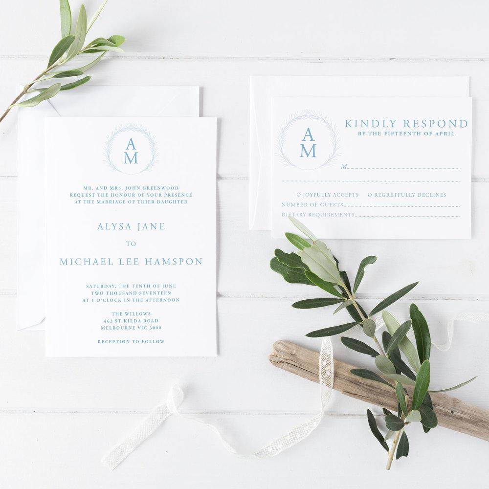 Alysa Wedding Suite