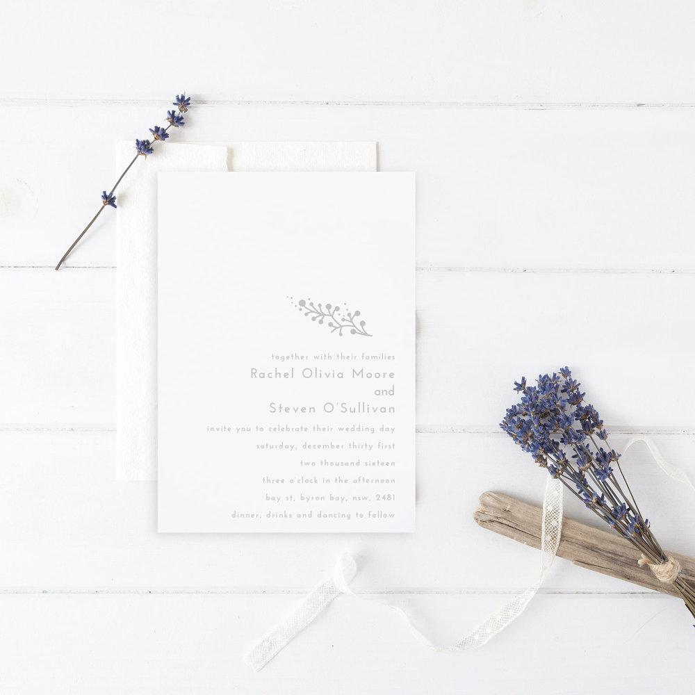 Rachel Wedding Suite