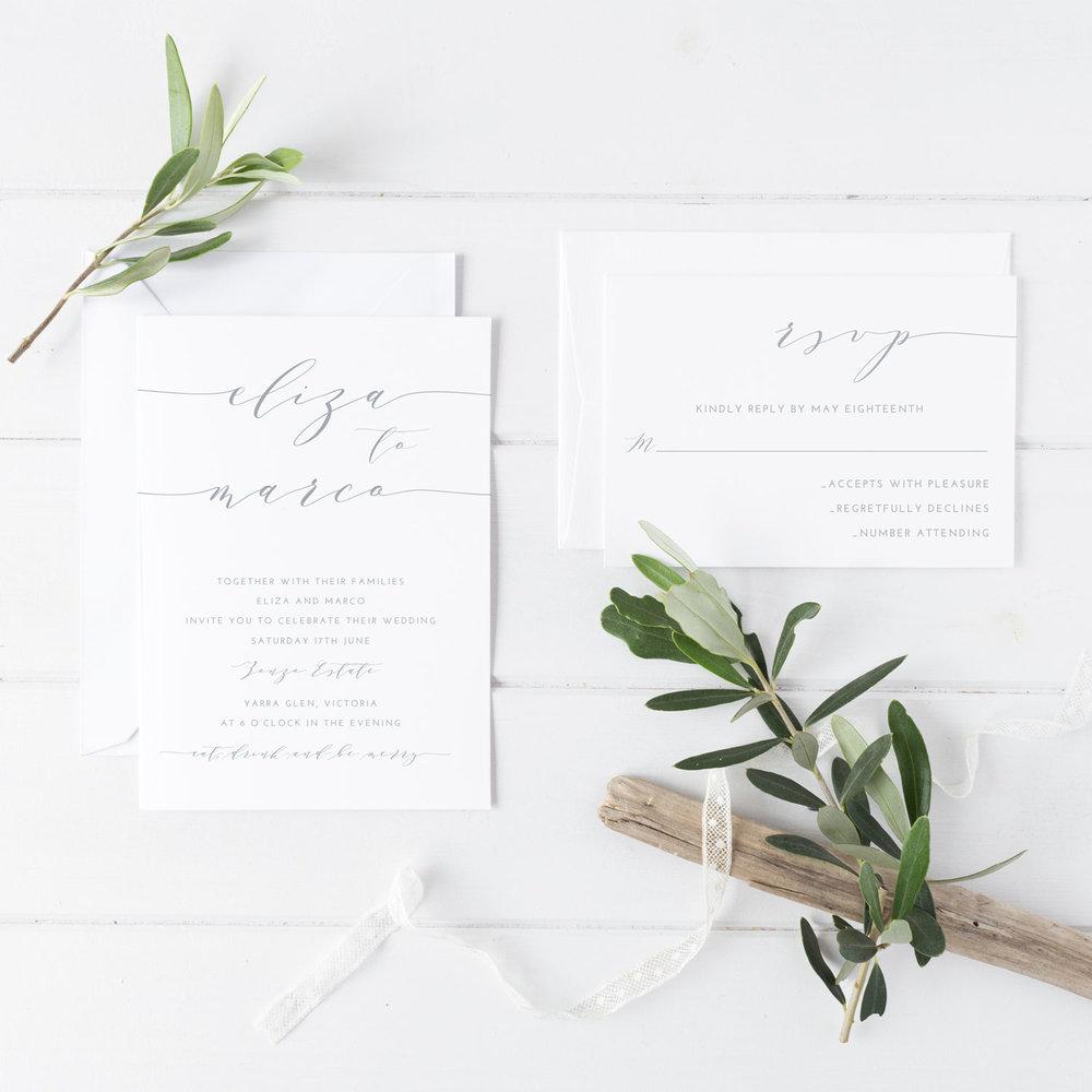 Eliza Wedding Suite