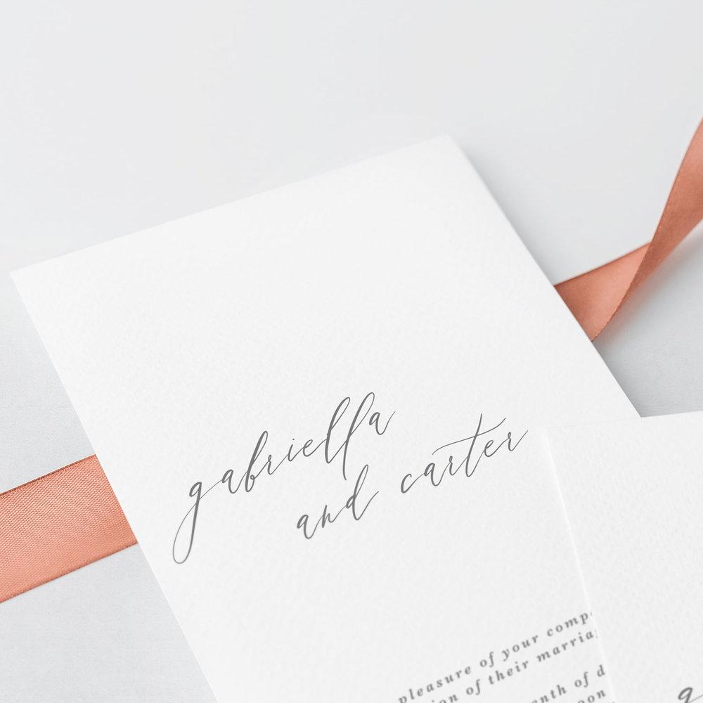 Gabriella Wedding Suite