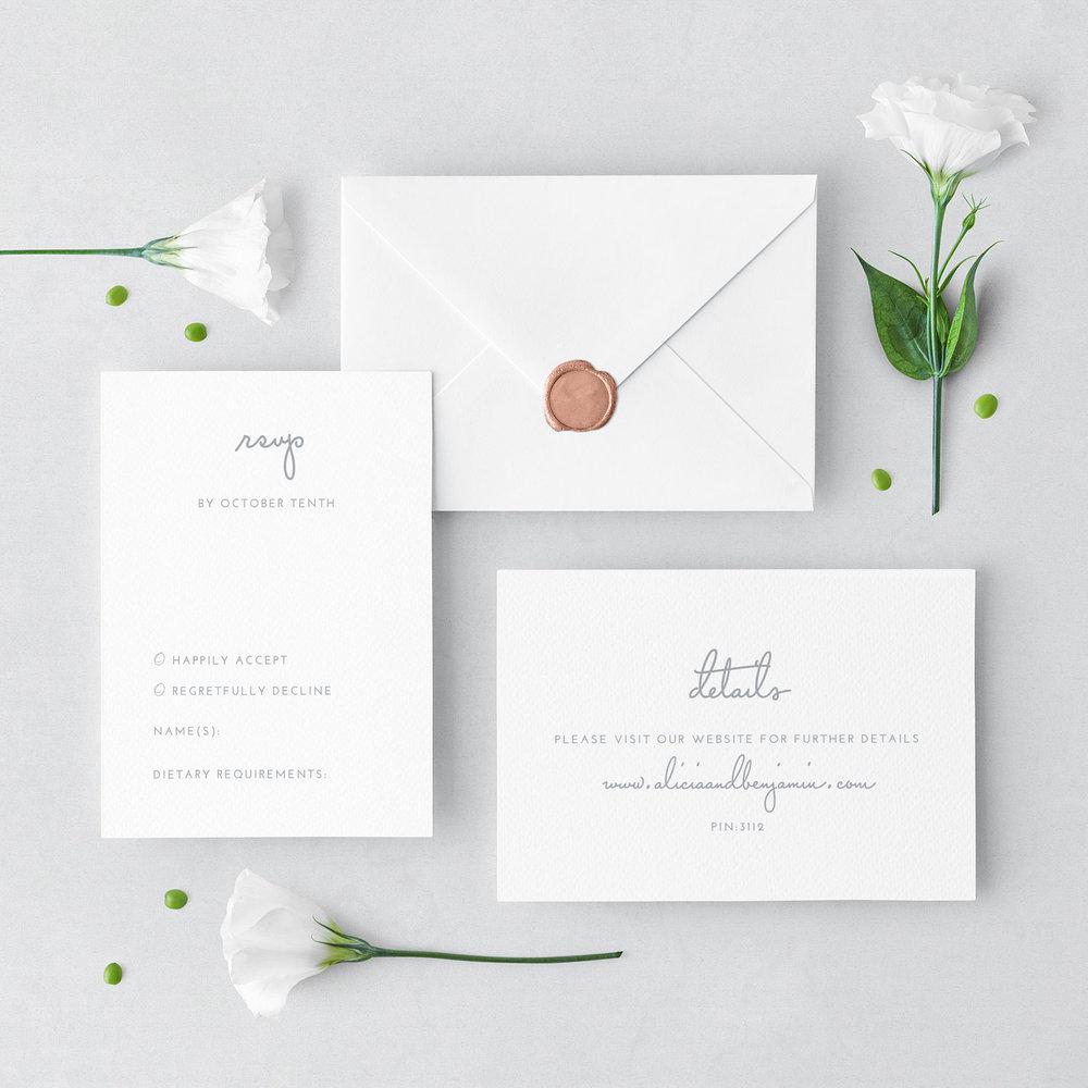 Alicia Wedding Suite