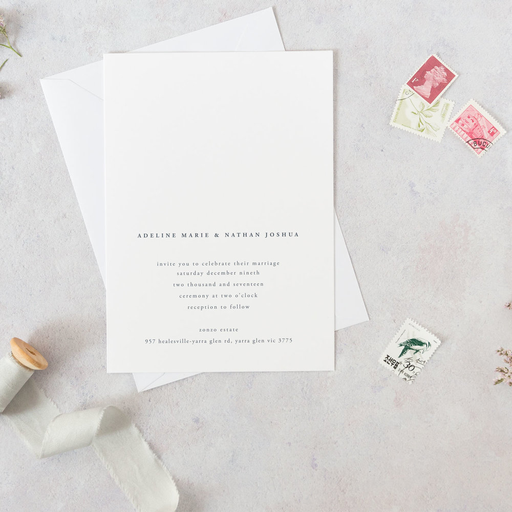 Adeline Wedding Suite