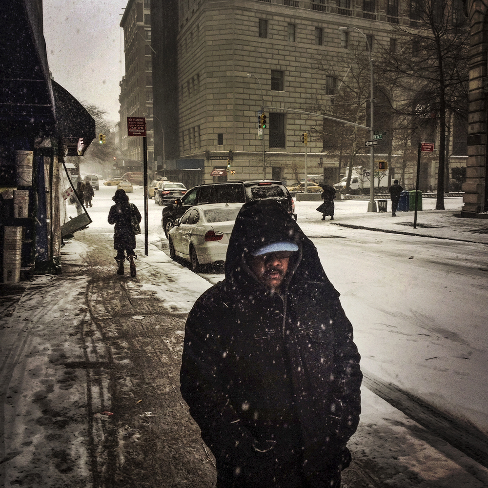 Upper West Side, 2014