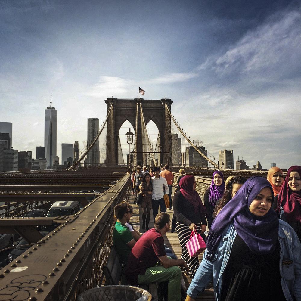Brooklyn Bridge, 2014