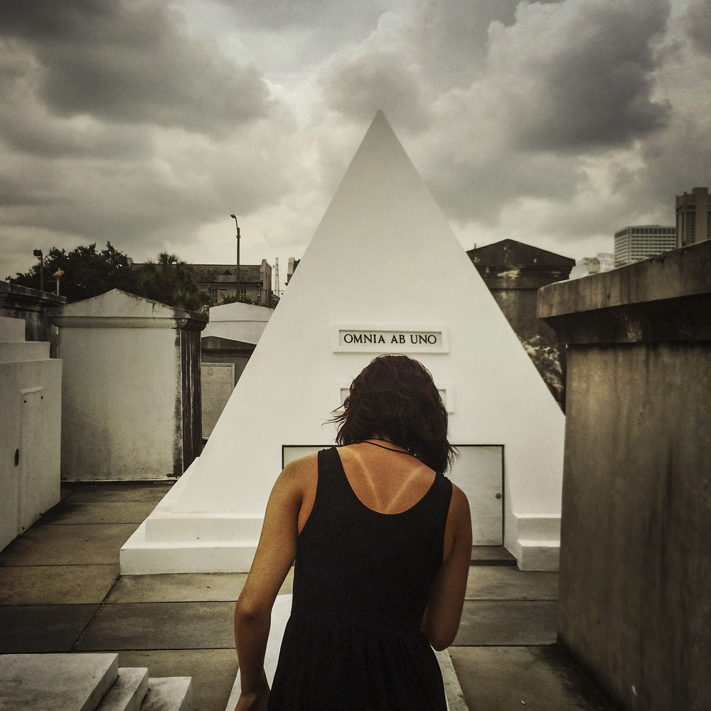 Saint Louis Cemetery, New Orleans, Louisiana, 2014