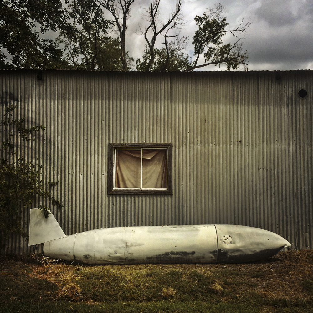 Aviation Museum, Paris, Texas, 2014