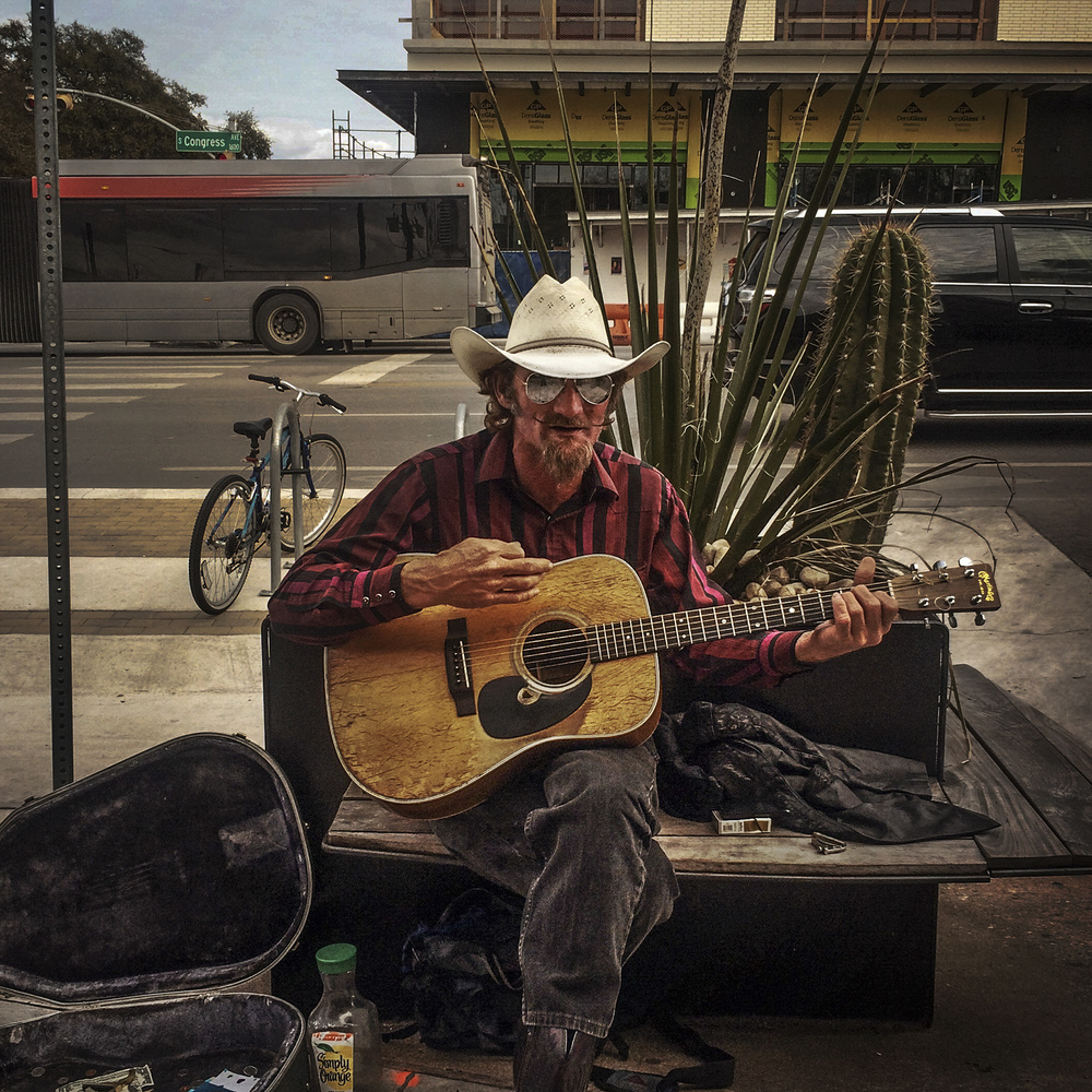 South Congress, Austin, Texas, 2015