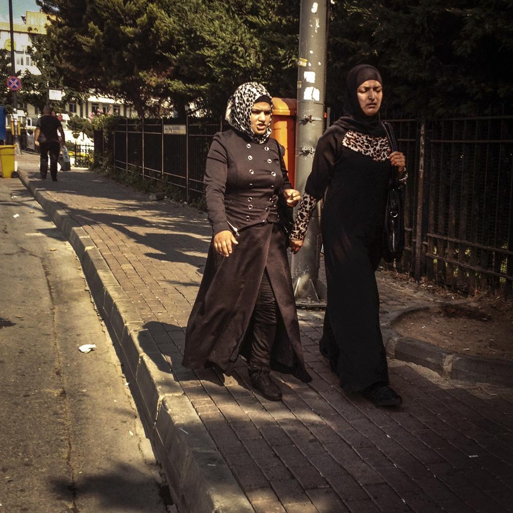 Eminönü, Istanbul, 2013