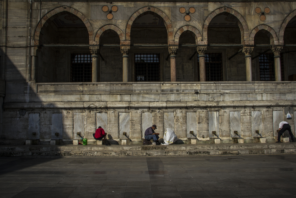 Yeni Cami, Istanbul, 2013