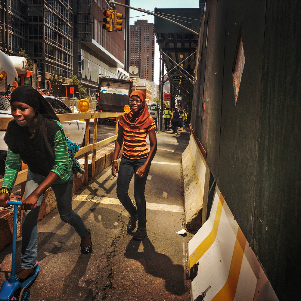 Upper West Side, 2016