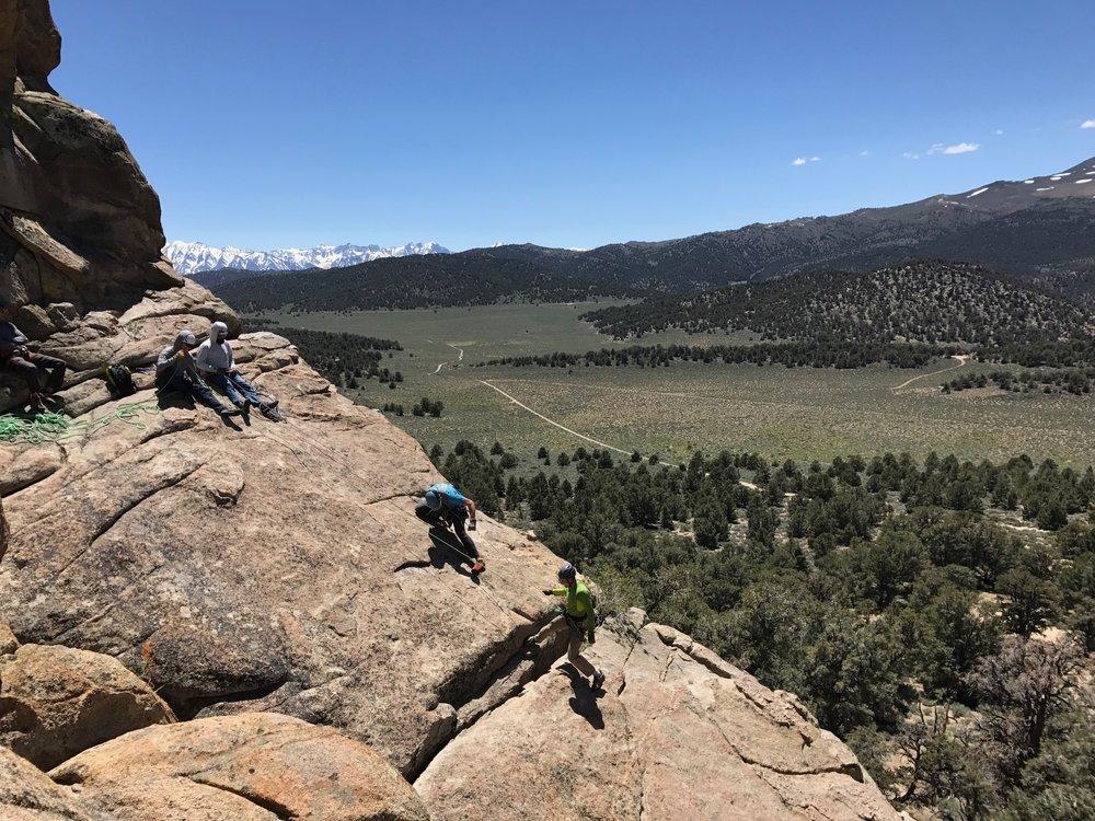 amga alpine guide course bishop ca brian houle rh bhoule com Patagonia Alpine Guide Montana Alpine Guides